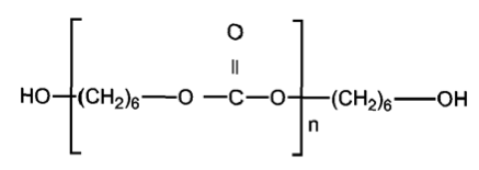 polycarbonate diol chemical structure