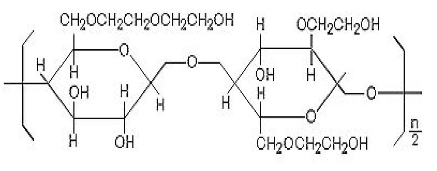 HEC Chemical Structure