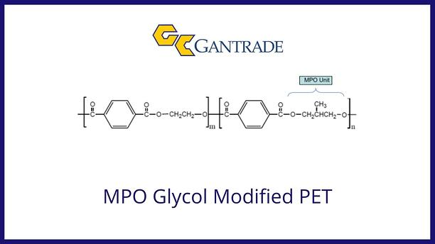 MPO Glycol Modified PET