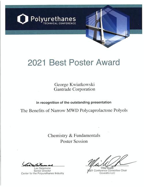 Gantrade Best Poster Award 2021-1