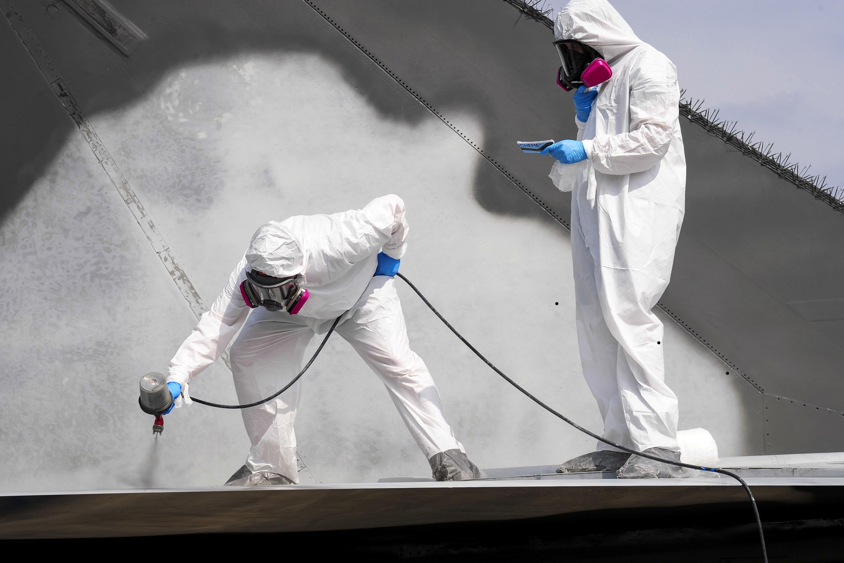 Some Facts about Fast-Setting Polyurea Spray Coatings